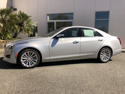 New 2019 Cadillac CTS Sedan Luxury RWD RWD 4dr Car