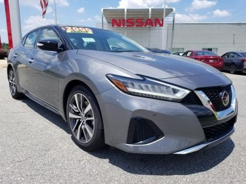 New 2019 Nissan Maxima SL FWD 4dr Car
