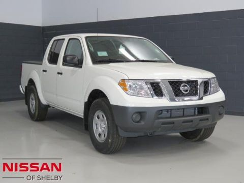 New 2019 Nissan Frontier S 4WD Crew Cab Pickup