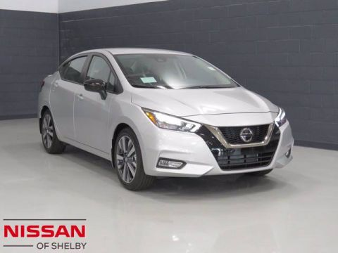 New 2020 Nissan Versa Sedan SR FWD 4dr Car