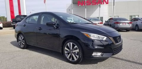 New 2020 Nissan Versa SR FWD 4dr Car