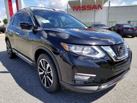 New 2019 Nissan Rogue SL FWD Sport Utility