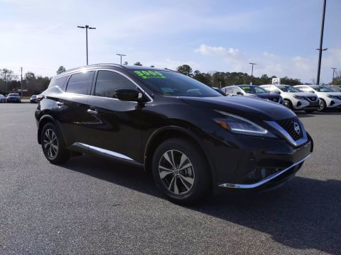 New 2019 Nissan Murano SV FWD Sport Utility