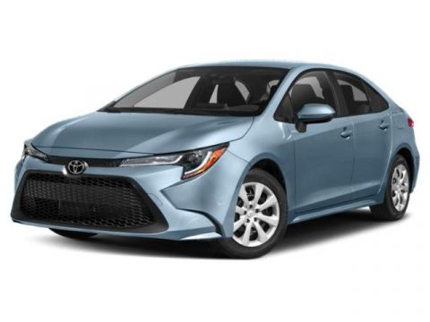 New 2020 Toyota Corolla LE FWD 4dr Car