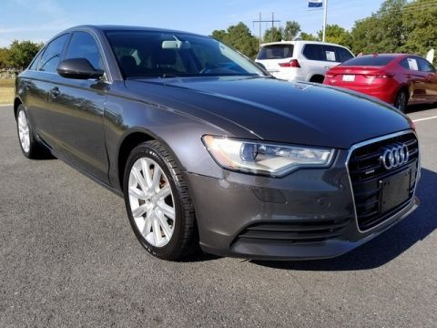 Pre-Owned 2014 Audi A6 2.0T Premium AWD 4dr Car